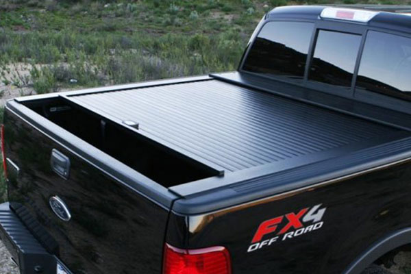 Truck Bed Accessories >> Truck Covers USA Tonneau Covers | 4WheelOnline.com