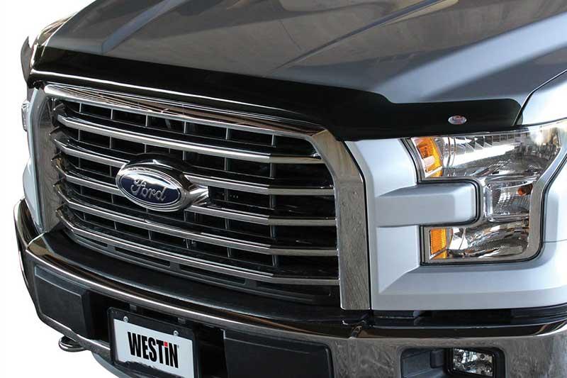 Westin Platinum Bug Shield Smoke 72-99124