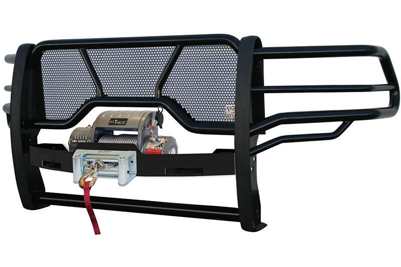 Westin 57-2365 HDX Black Grille Guard