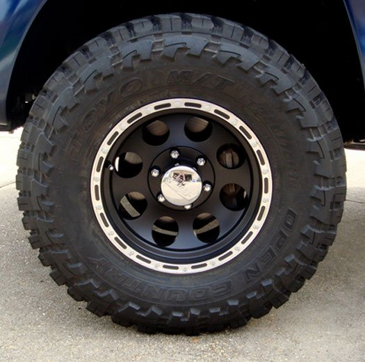 American Tire Store >> Eagle Alloy 185 Black Wheels | 4WheelOnline.com