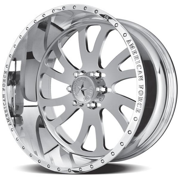 American Force Octane Ss6 Polished Wheels 4wheelonline Com