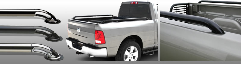 Truck Bed Rails 30 Off Plus Free Shipping