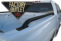 Factory Outlet Black Bed Rails