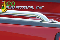 Go Industries Chrome Bed Rails