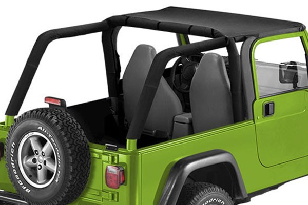 bestop header bikini tops 03 06 jeep wrangler tj and unlimited. Cars Review. Best American Auto & Cars Review