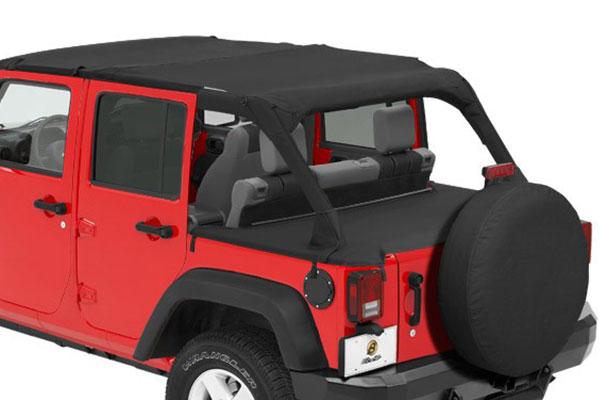 Bikini Tops Accessories - Jeep Parts, Jeep Accessories