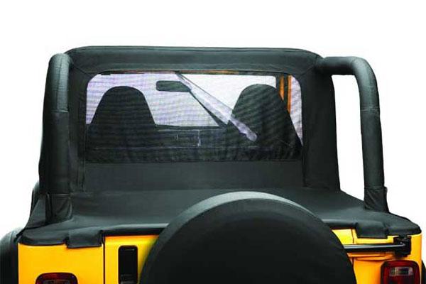 Bestop Halftop 1997 2002 Jeep Wrangler Tj With Factory