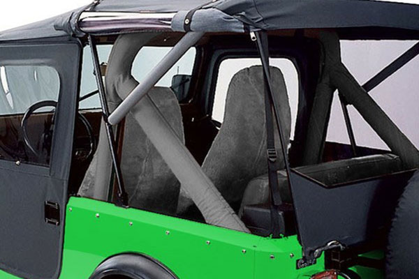 PrevNext & Bestop Tigertop™ Soft Top for 76-83 Jeep CJ5 | 4WheelOnline.com