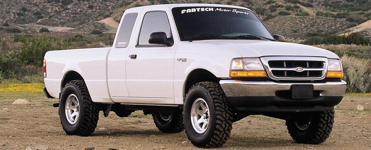 1999 ford ranger lift kit 2wd