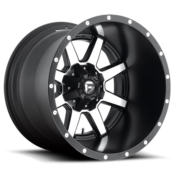 Fuel Wheels D537