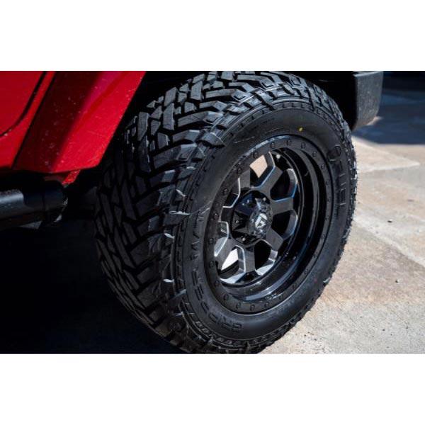 Fuel D563 Savage Gloss Black Milled Wheels 4wheelonline Com