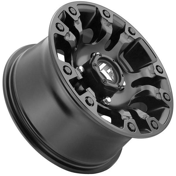 Fuel Truck Wheels >> Fuel D560 Vapor Matte Black Wheels | 4WheelOnline.com