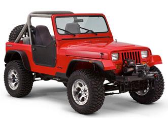 Jeep YJ Wrangler Tops   4WheelOnline.Com