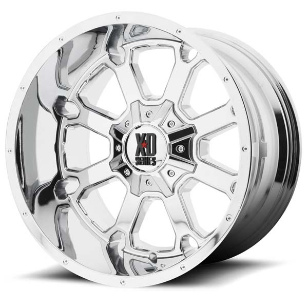 Kmc Xd202 Buck 25 Chrome Wheels 4wheelonline Com