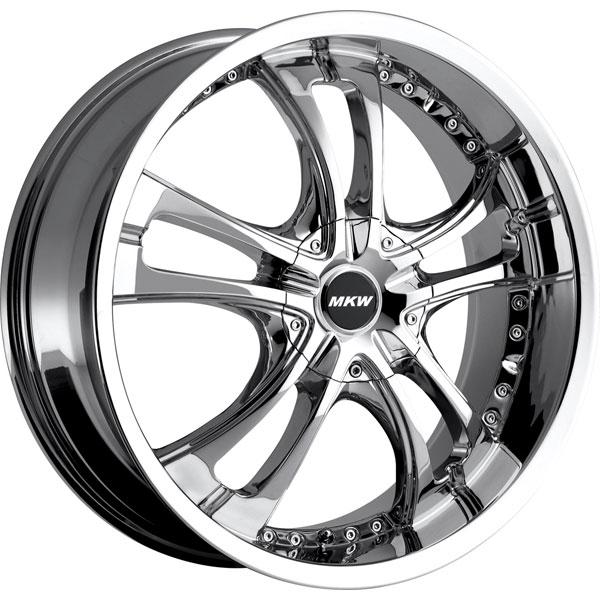 Mkw M101 Chrome Wheels 4wheelonline Com