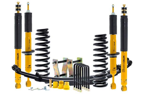 old man emu complete suspension kits for toyota tundra 4wheelonline com. Black Bedroom Furniture Sets. Home Design Ideas