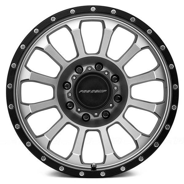 Pro Comp Series 34 Rockwell Machined Wheels