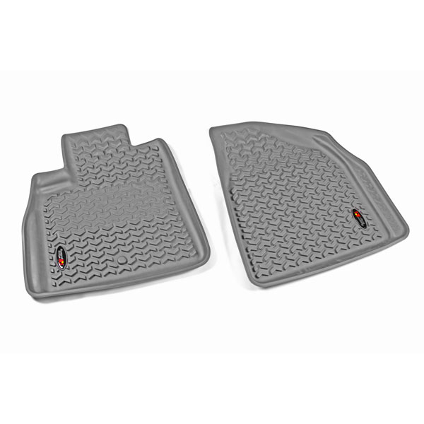 Rugged Ridge All Terrain Floor Liners For 2008 2014 Buick Enclave
