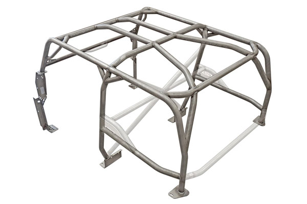 Genright roll cage kits 4wheelonline com - Jeep cherokee exterior roll cage ...