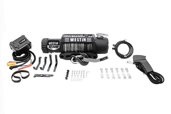 OR-12500S Winch-12,500 lb  6 6hp, 12V Off-Road series winch w/ 7/16