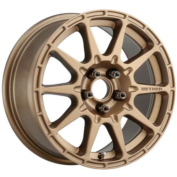Method Race MR501 VT-SPEC Method Bronze Wheels