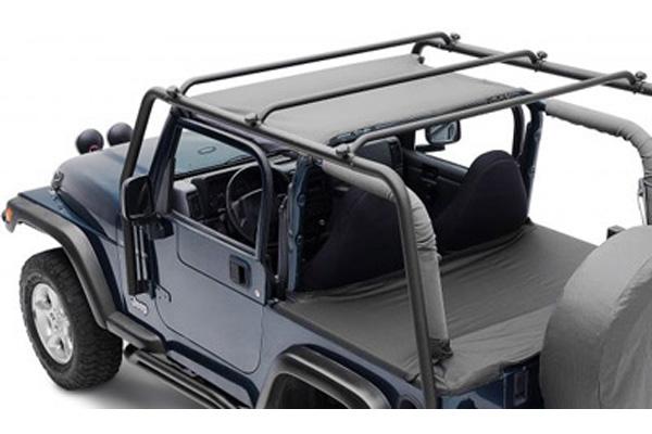 Smittybilt Src Roof Rack 87 95 Jeep Wrangler Yj