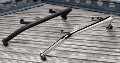 Front bumper light bars 4wheelonline bumper light bar aloadofball Image collections