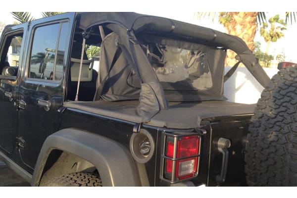 2014 Jeep Wrangler Warranty >> Smittybilt Outback Wind Breaker for JK 4-Door ON SALE NOW ...
