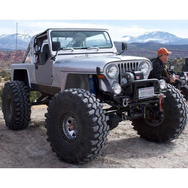 Jeep Extended Warranty >> Super Swamper LTB Tires - Free Shipping On Sets of 4 Tires ...