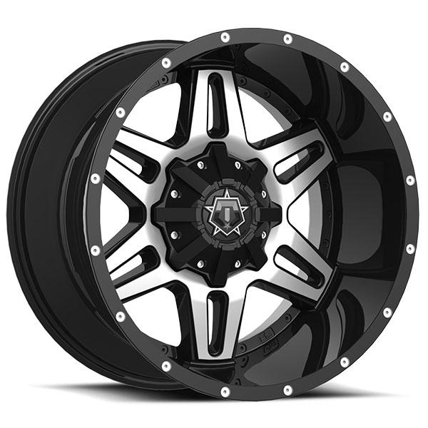 Tis Online : tis 538mb gloss black w mirror machined face wheels ~ A.2002-acura-tl-radio.info Haus und Dekorationen