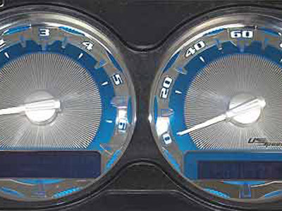 US Speedo Hummer Aqua Gauge Kits, Great Hummer Aqua Gauge Kits