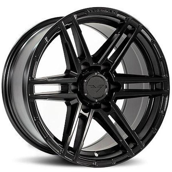Vorsteiner Venom Rex 602 Coal Black Wheels