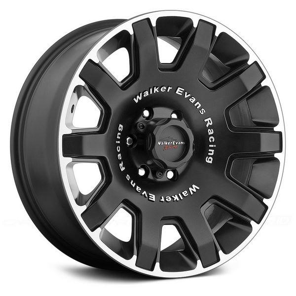 Bullet Proof Tires >> Walker Evans Racing 505U BULLET PROOF Wheels ...