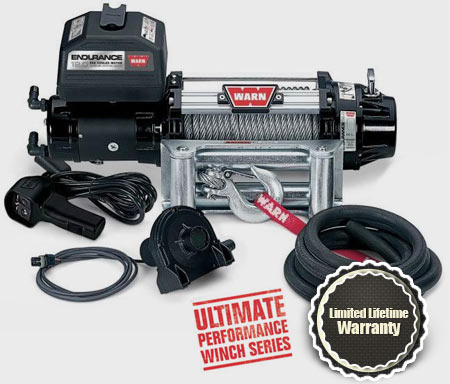 Electric Winch: Electric Winch Duty Cycle on
