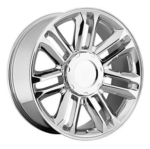 Wheel Replicas Cadillac Escalade Chrome