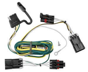 TWR 118407 tow ready wiring harnesses pontiac 4wheelonline com Wiring Harness Diagram at reclaimingppi.co