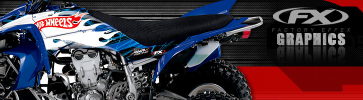 Factory Yamaha Rhino Graphics