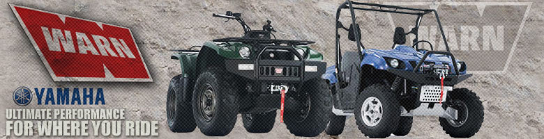 Warn ATV & UTV Bumpers | 4WheelOnline.com