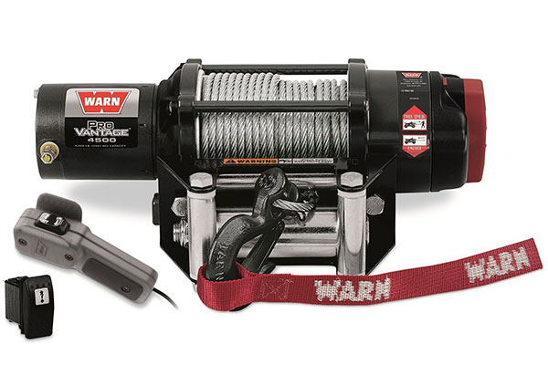 Warn Provantage 4500 Atv Winch