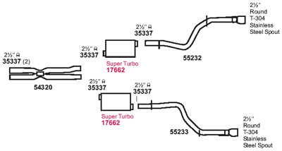 chrysler 300 exhaust diagram with Dynomax Chrysler Passenger Car Cat Back Exhaust Systems 58383 on T9078654 Engine light wont turn moreover Mazda 2 5l Firing Order Diagram in addition Charger additionally 96 Nissan Altima Ecm Location together with Dodge Grand Caravan Idle Control Valve Location.