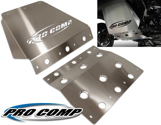 Pro Comp Chevy Gmc Skid Plates 4wheelonline Com