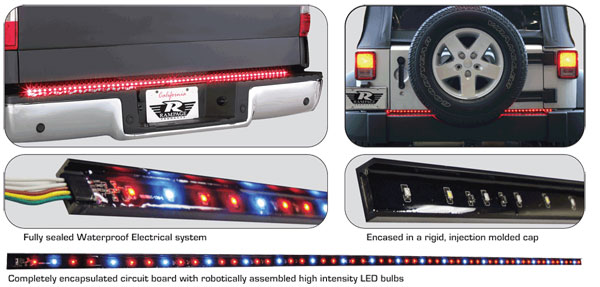 Rampage Tailgate Lights