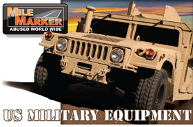 US Army uses Mile Marker Winches