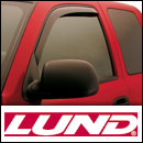 Lund Eclipse In-Channel Window Vent Visors