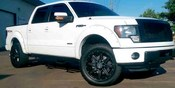 DRP Offroad Wheels Gloc Ford