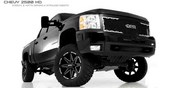 DRP Offroad Wheels Stealth Chevy