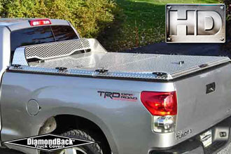 Dodge Ram with a tonneau cover