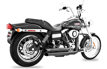 Freedom V-Twin Exhaust
