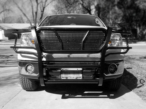 Grill guards are the best way to keep your truck safe