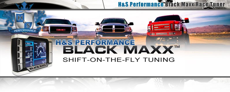 H And S Tuner >> H S Performance Black Maxx Racing Tuner